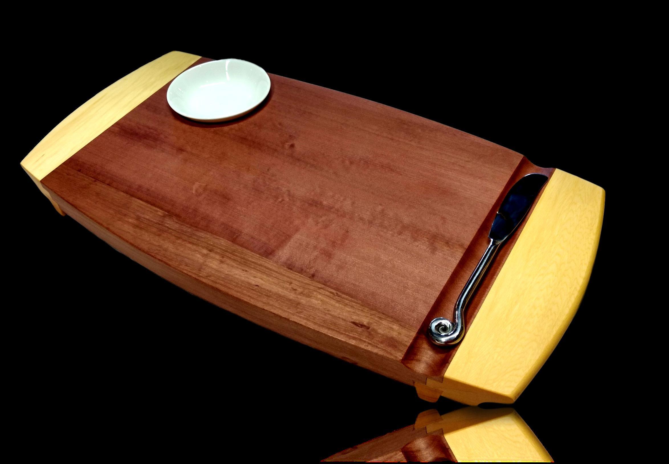 Myrtle & Huon Pine Cheese Board