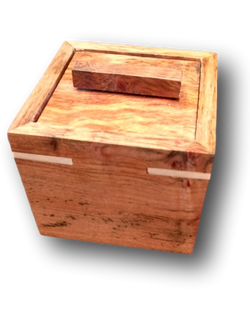 Tiger Myrtle Box