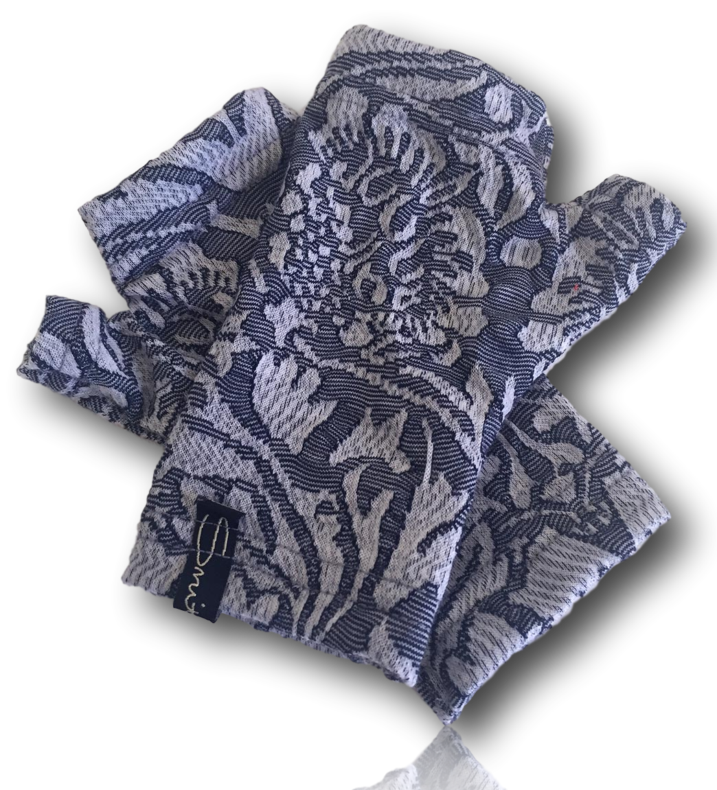 Abby Floral Mittens