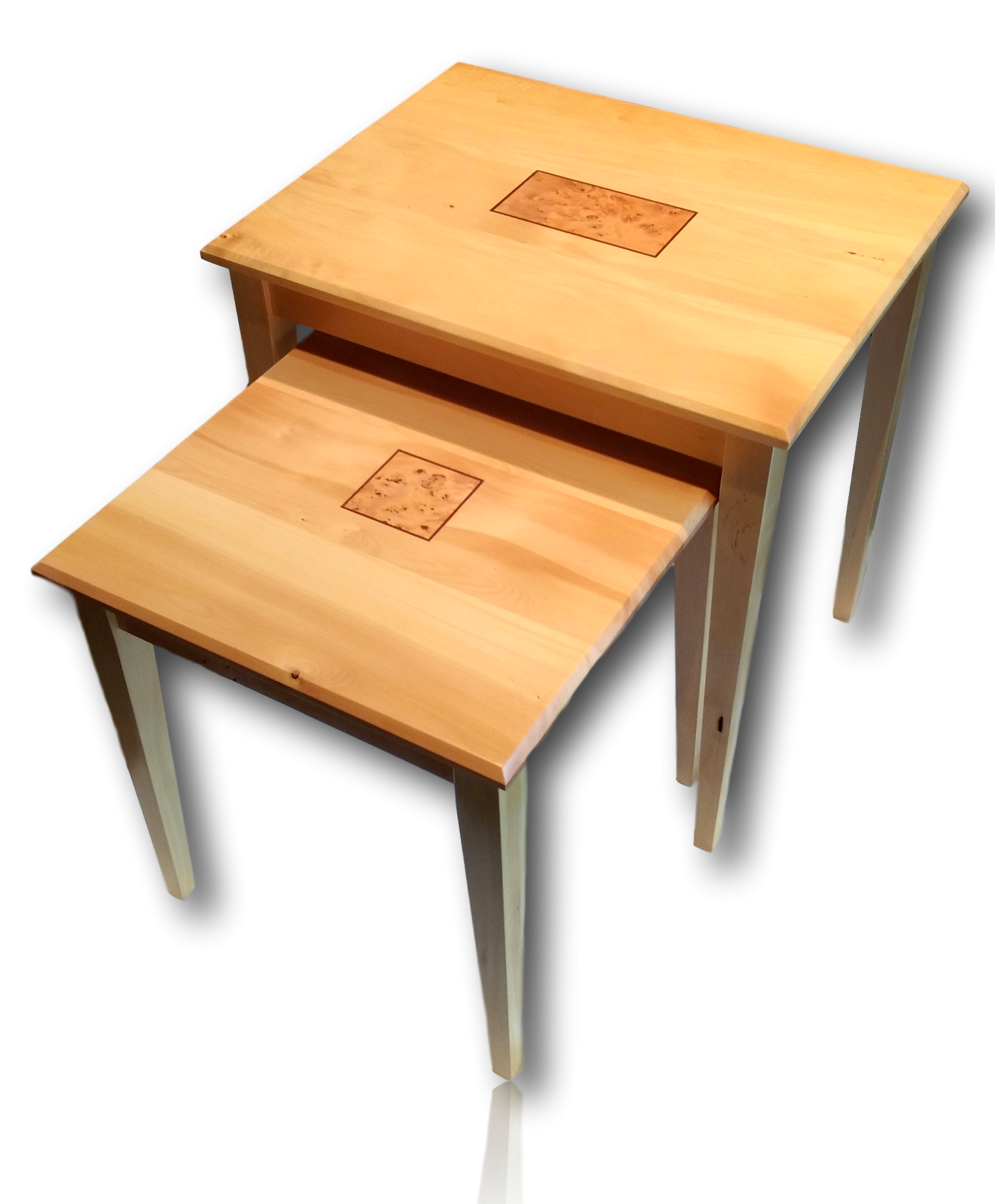 Huon Pine Nest of Tables