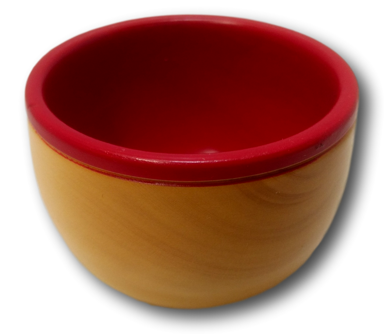 Mini Red Painted Pot Huon