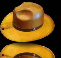 Huon Pine Hat box