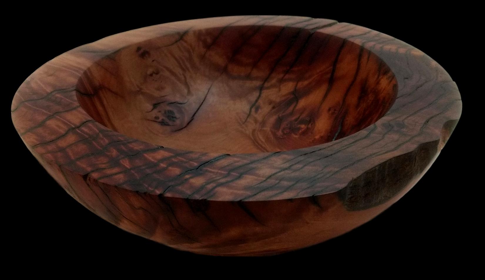 Myrtle Burl Bowl