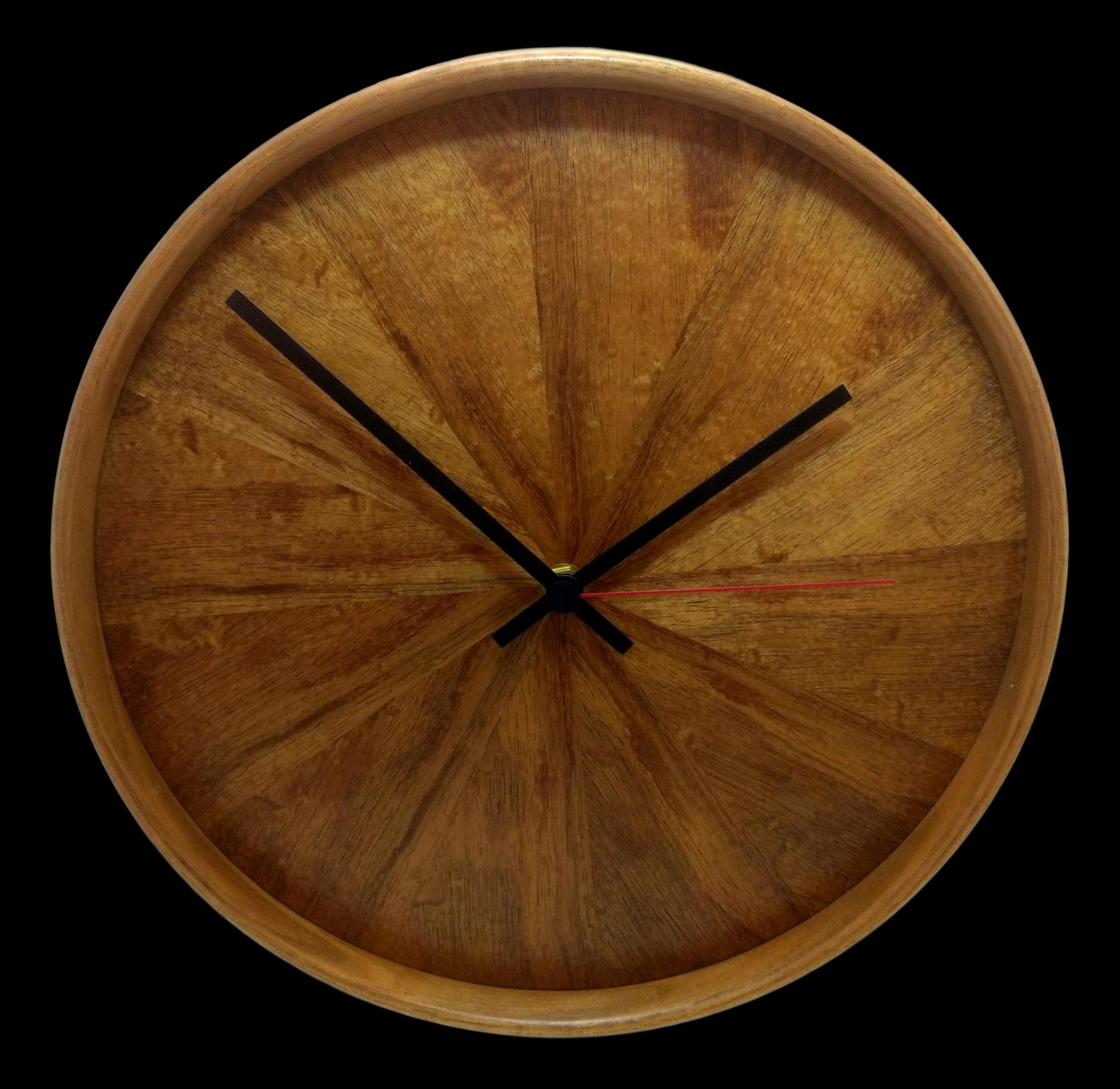 Blackwood Tic Toc Clock