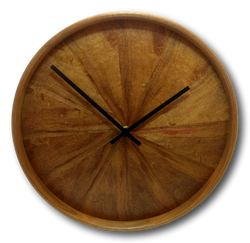 Blackwood Tic Toc Clock