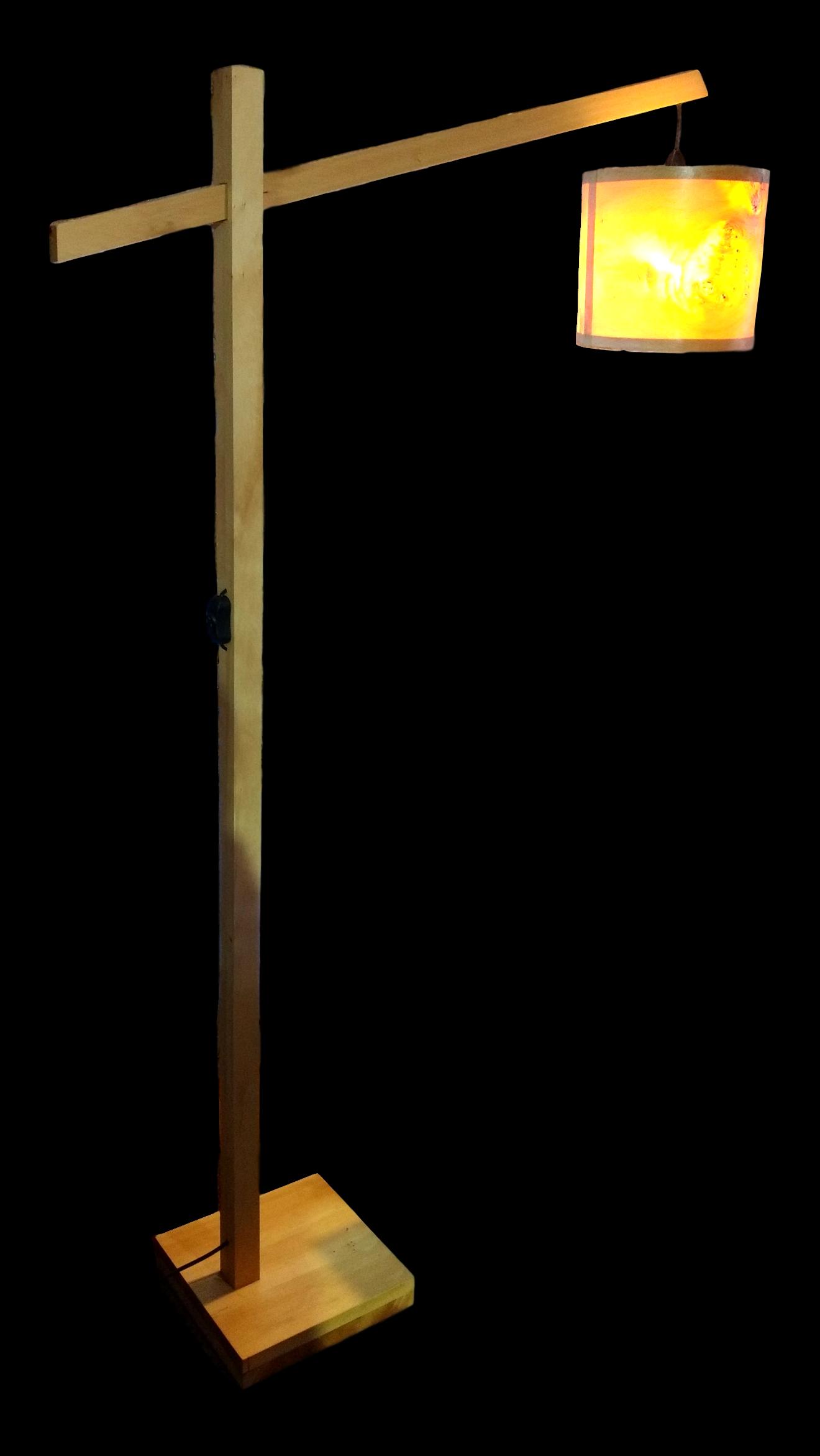Ex Large Huon Standard Lamp