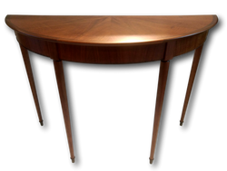 Blackwood Demi Lune Table