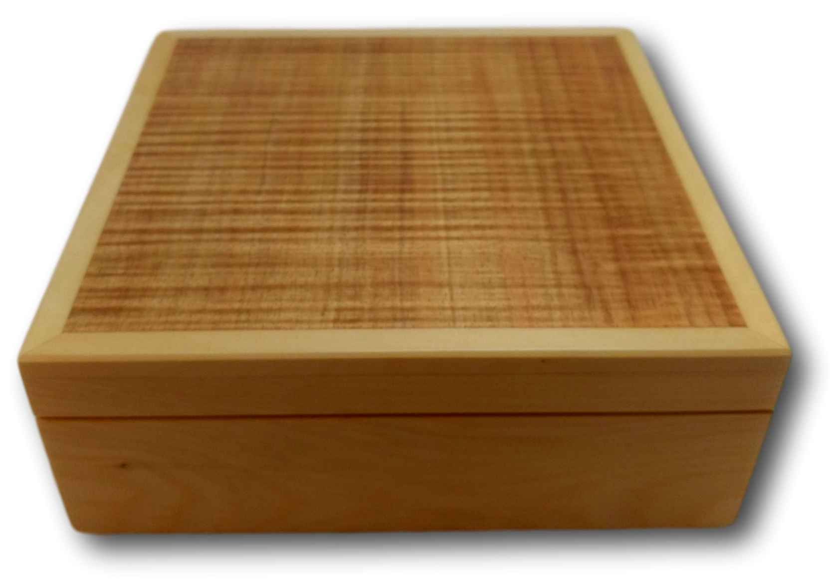 Blackwood & Huon Pine Box