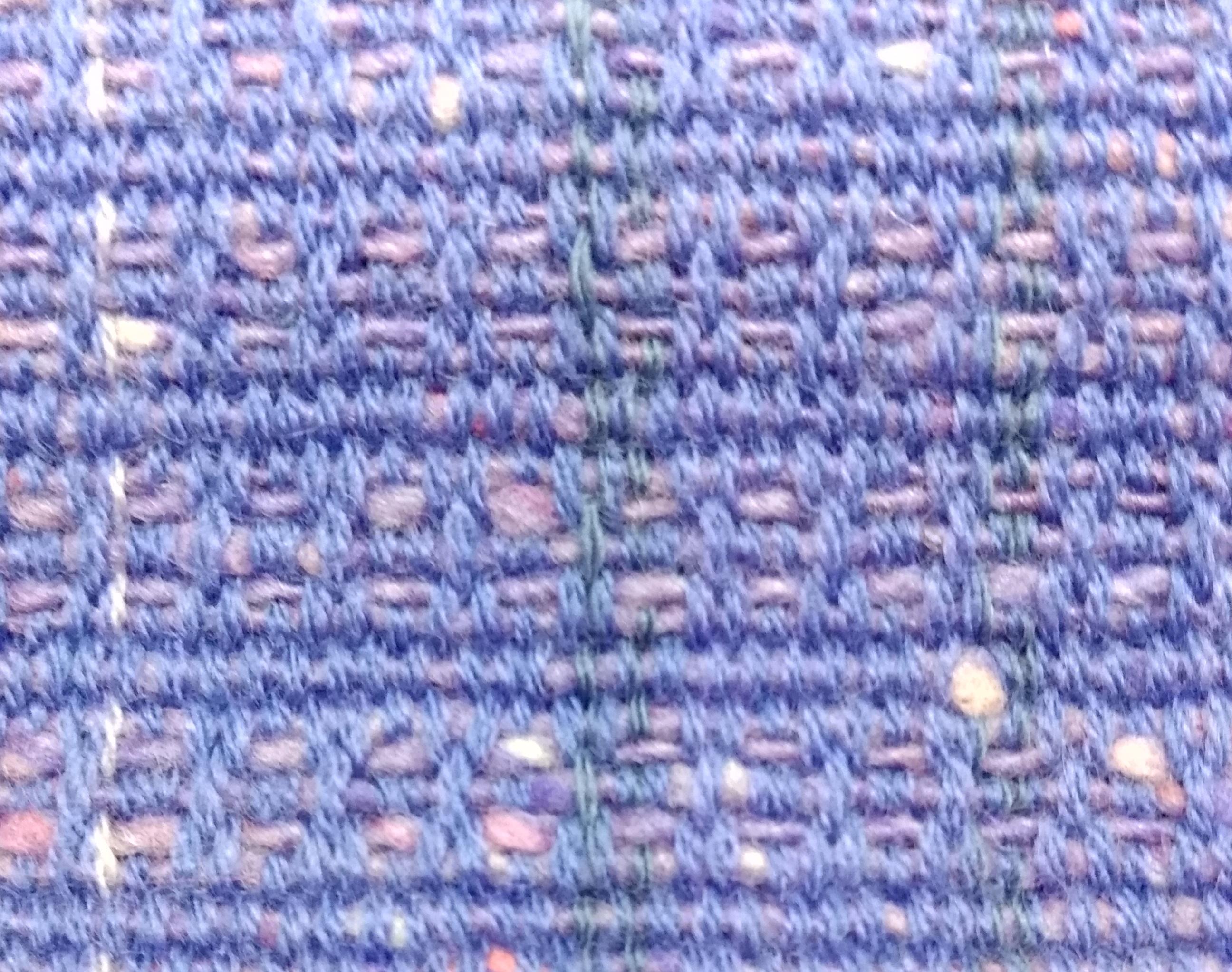Lavander 2 Ply Wool Scarf