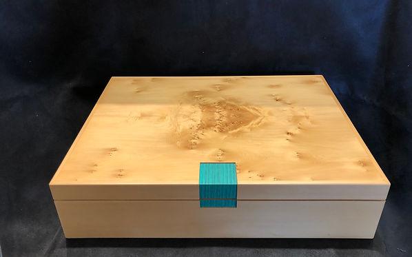 Huon Pine Document Box