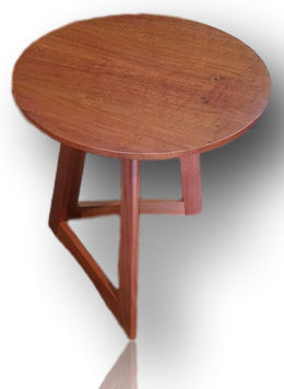 Myrtle Folding Occasional Table