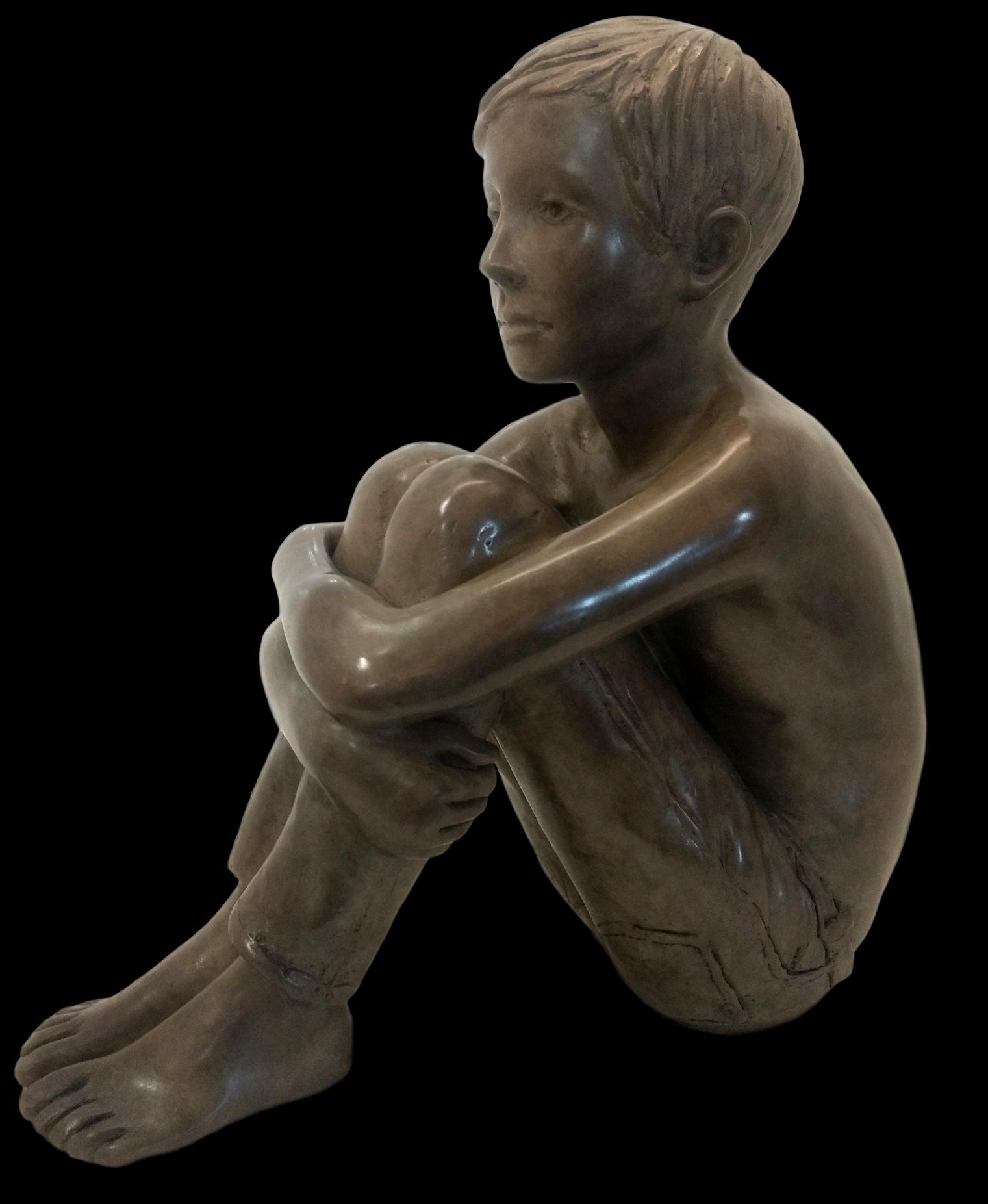 """""""Pensive"""" Bronze"""