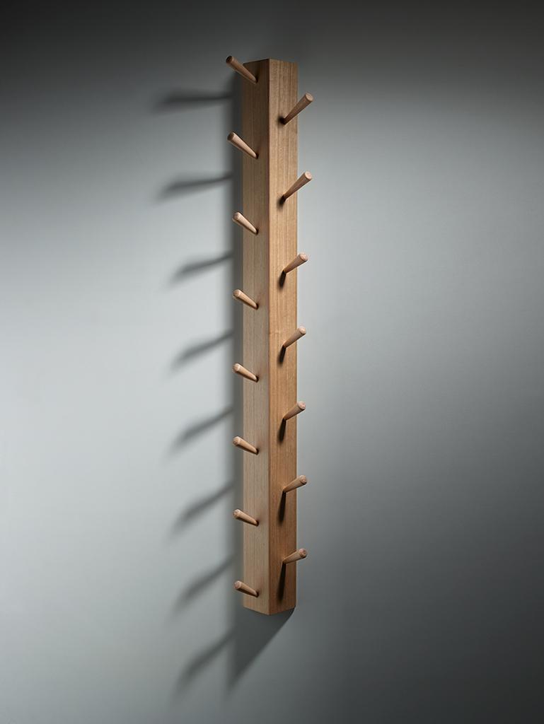 Tas Oak Hall Rack