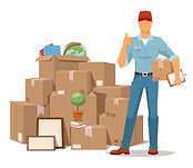 Professional removalists for packing