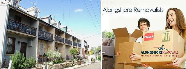 Moving house n Balmain Sydney