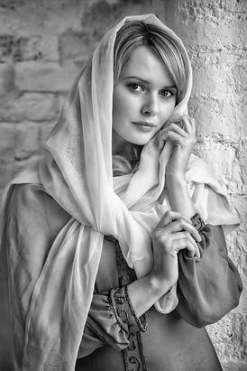 'Carla scarf' by Cyril Boyd - Accepted