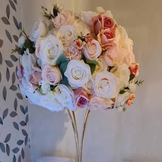 Silk Flower Centrepiece.jpg
