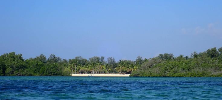 White Sandy Beach Sumba