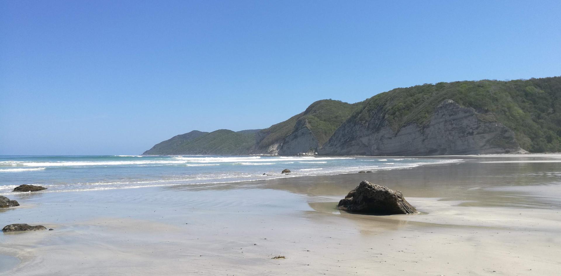 Untouched beach Sumba