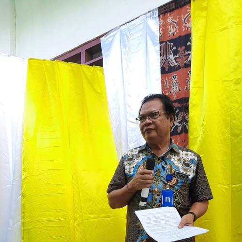 Chef du bureau de l'environnement à Waingapu