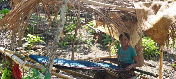 Weaving Sumba