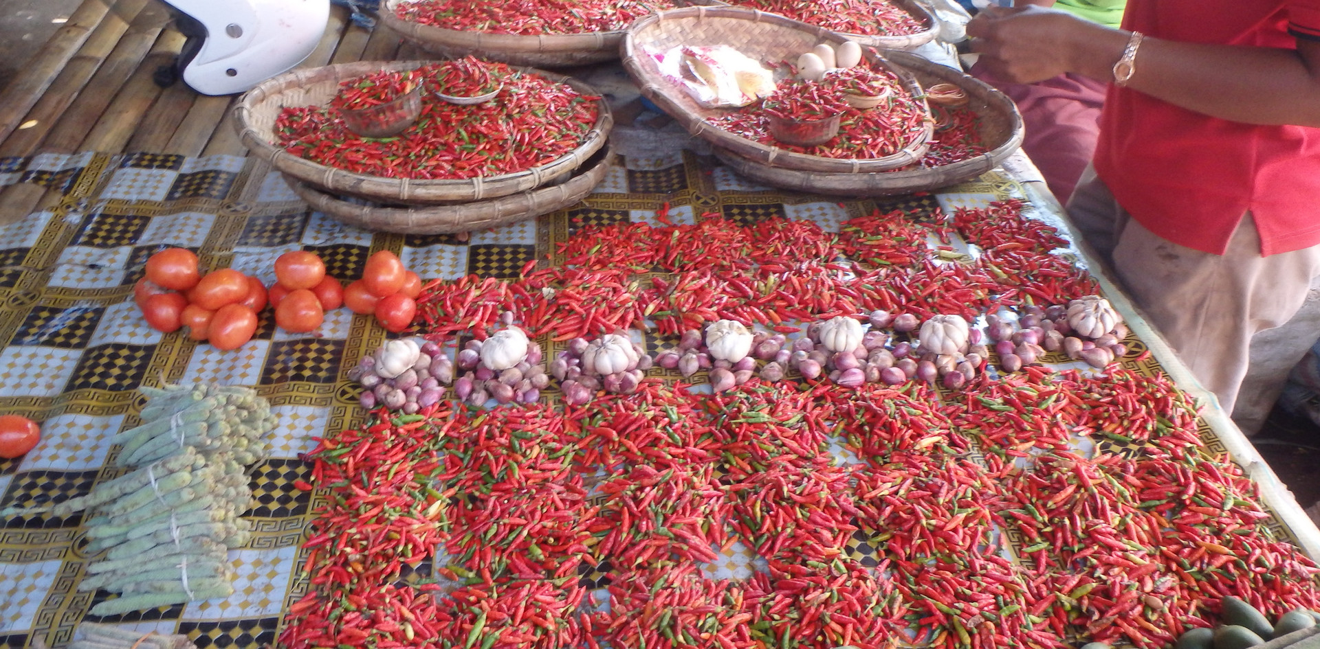 Market Sumba