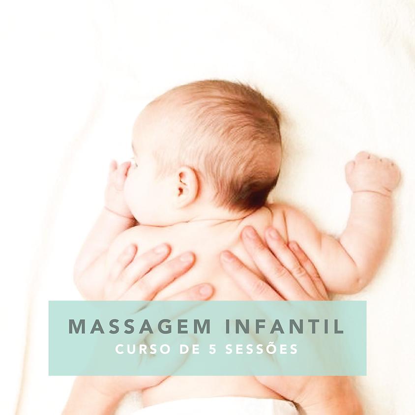 Curso de Massagem Infantil