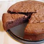 Chocolate cake Amu Dahi