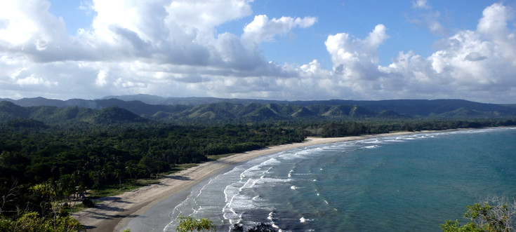 Wild beach Sumba