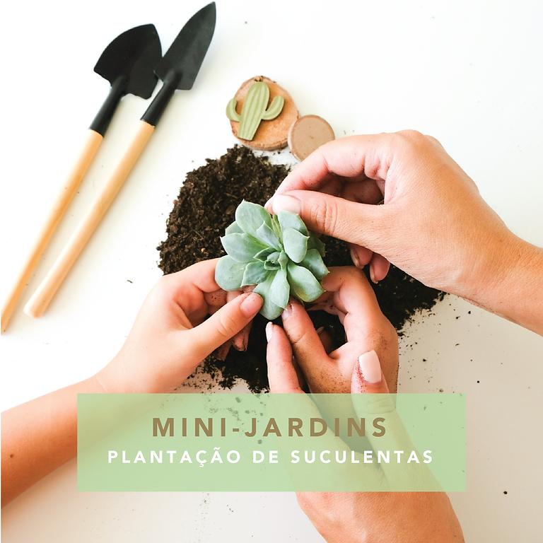 Workshop Mini-jardins