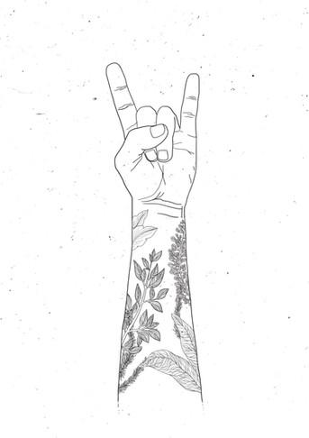 Mão 3