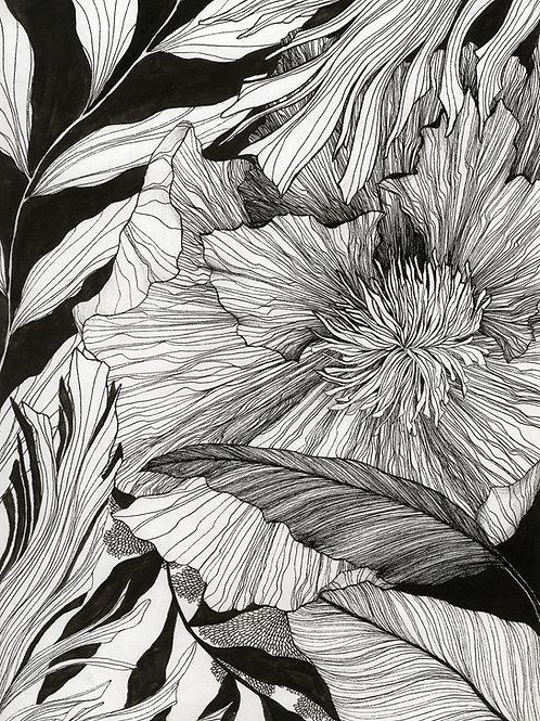 Print de Desenho Original A4