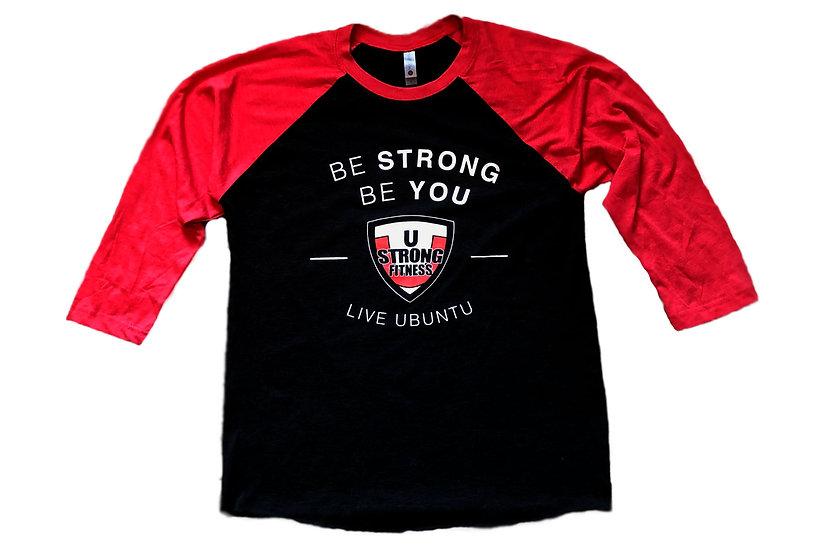 U Strong Baseball Tee