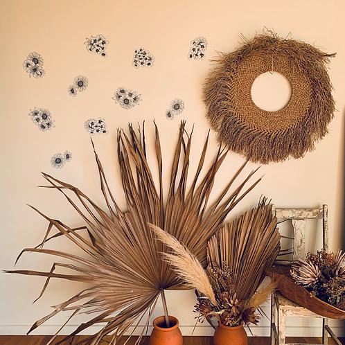 Wall Decal | Sunflower