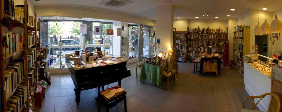 libreria joyería  Zaragoza