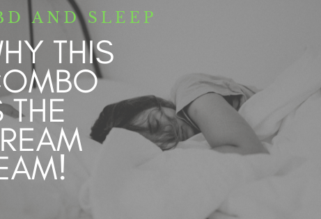 CBD & Sleep: Why this combo is the dream team!