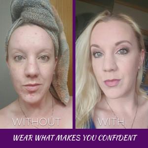 Makeup or No Makeup, Stop Judging