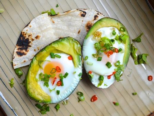 Eggocados Breakfast