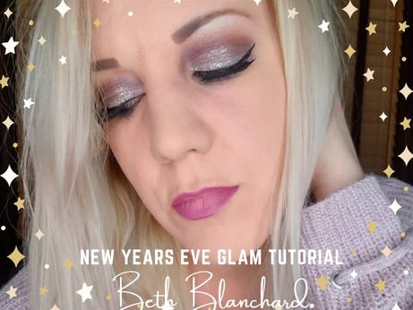 New Years Eve Glam Tutorial