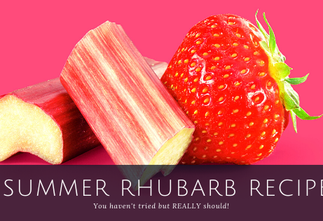 Rhubarb Recipes You Haven't Tried