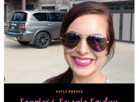 Fearless Female: Kayla Brekke