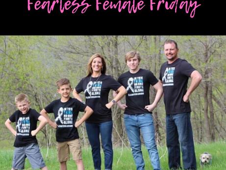 Fearless Female: Jen Steffes
