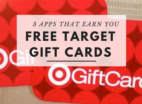 3 Apps Turn Earn Target Gift Cards | Thursdays On Target