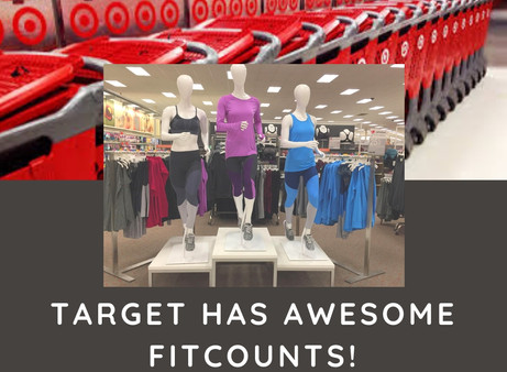Target Has Awesome FITcounts!