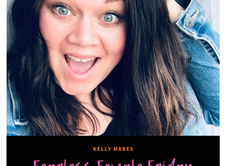 Fearless Female: Kelly Mares