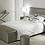 Thumbnail: Tête de lit capitonnée