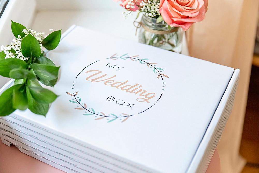 Box mariage suisse, Box future mariée, box mariés, box témoin, coffret cadeau mariage, cadeau future mariée personnalisé, box enfants mariage, cadeau demoiselle d'honneur