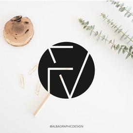 Fred Vaudroz - Logo © al.ba graphic design