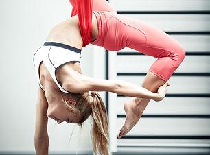 Yoga Aérien - Aerial Dance Geneva