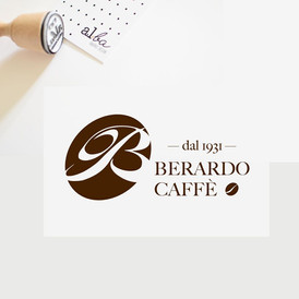 al.ba - logo sur mesure © albagraphicdesign Berardo Caffè